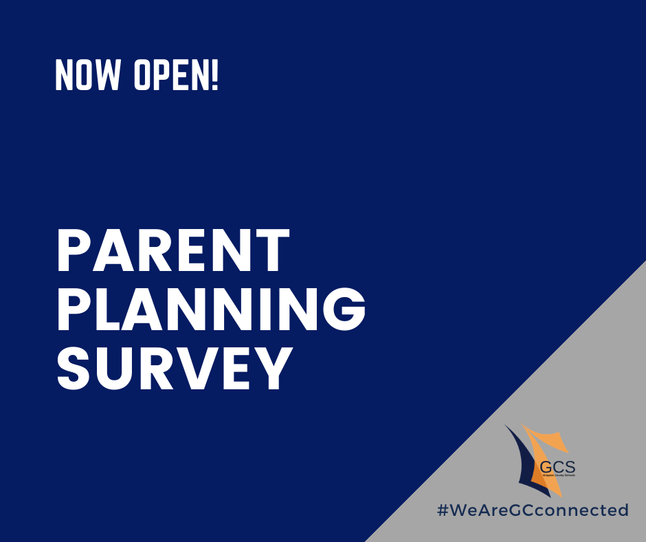 Family Planning for 20-21:  Survey Now Open