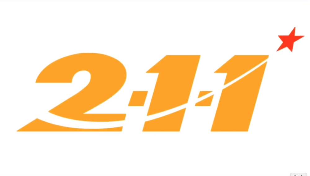 Call 2-1-1: It's for Everyone