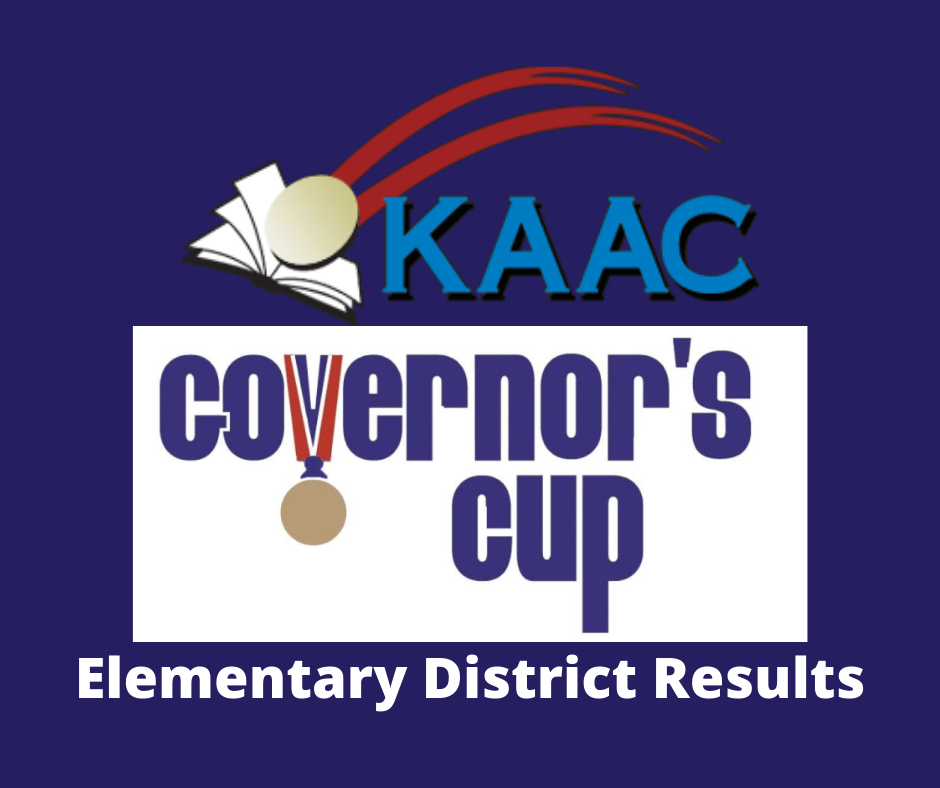Clarkson, Caneyville Take One, Two at District Governors Cup