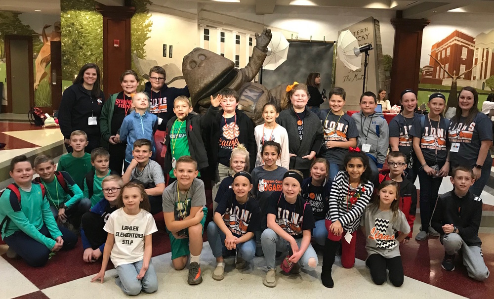 Lions Earn State STLP Berth