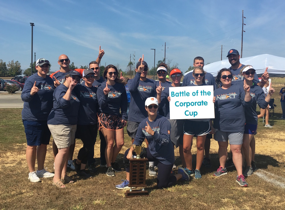 Team GCS Repeats as Corporate Cup Champs