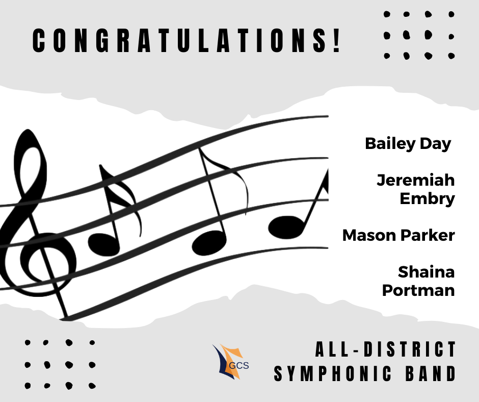 All-District Band Announced