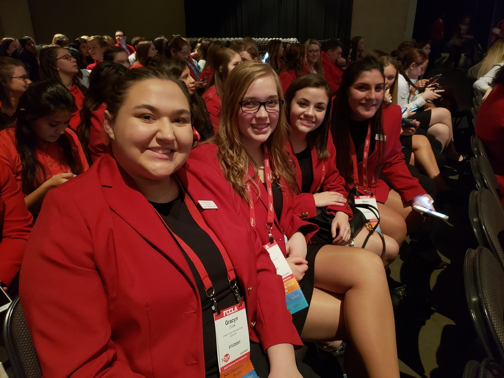 FCCLA Story in the Spotlight