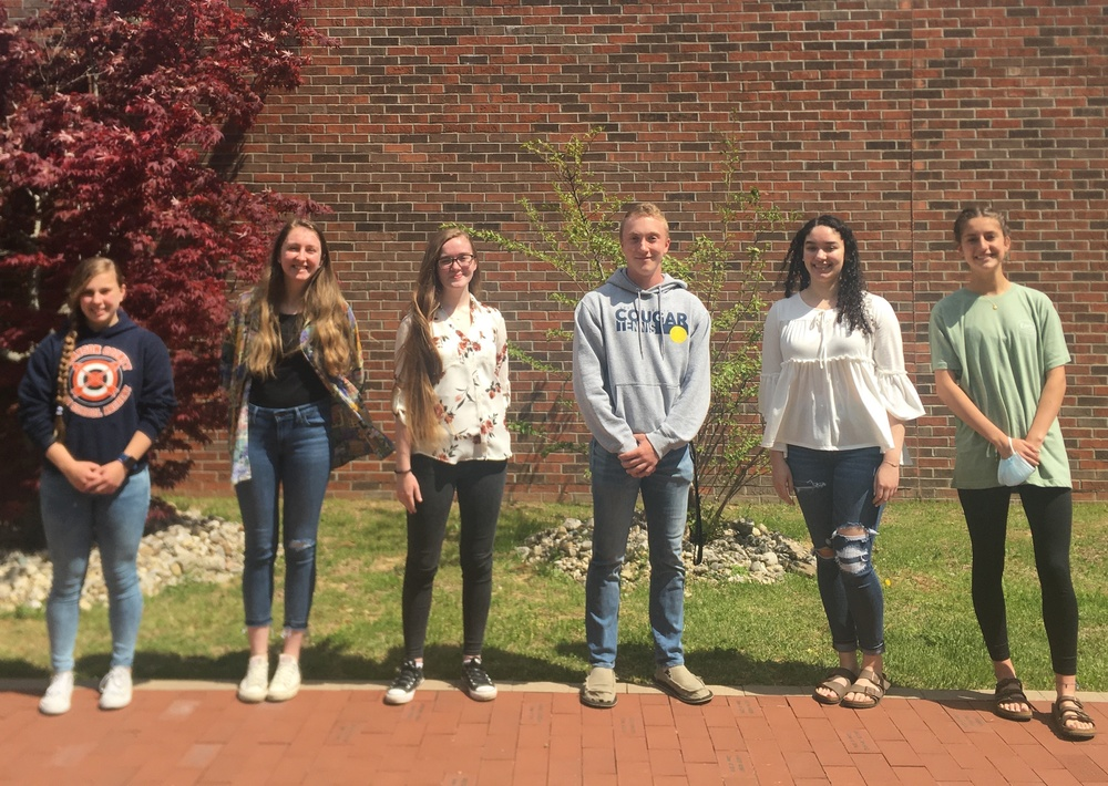 GCHS Juniors Selected as Governor's Scholars