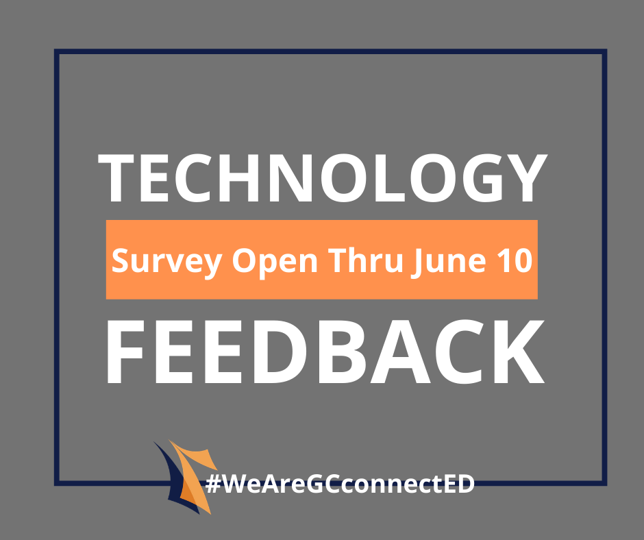 Technology Survey Open; 2nd in Series for 2020-21 Planning