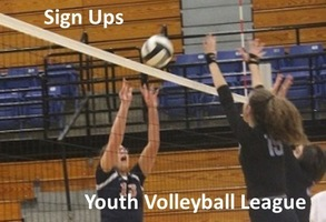 Youth Volleyball Returns for Grades 3 - 6