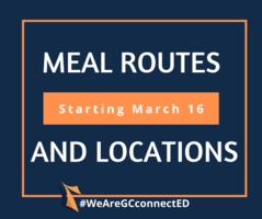 UPDATED MARCH 16: Meals to be Provided During School Closures