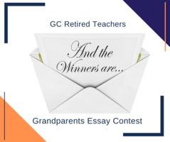 GC Retired Teachers Announce Essay Winners