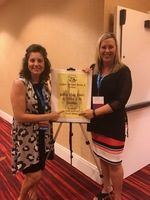 Elizabeth Mattingly and Amanda Brown Present at the Kentucky Reading Association Conference