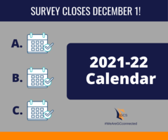 2021-22 School Year Survey Open