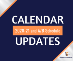 20-21 Calendar Approved, Schedule Revised