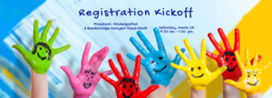PRESCHOOL, KINDERGARTEN REGISTRATION KICKOFF MARCH 28