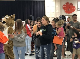 GCHS hosts back to school Ice Cream Social for freshmen
