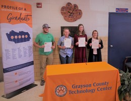 Technology Center Celebrates Signing Day!