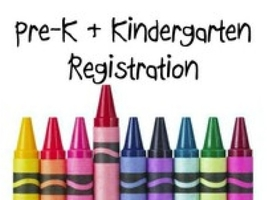 Preschool/Kindergarten Pre-Registration Survey