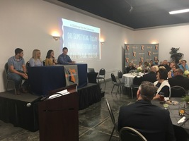 Chamber Hears from Future Workforce