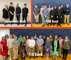 All-District Band Features 28 GCS Musicians