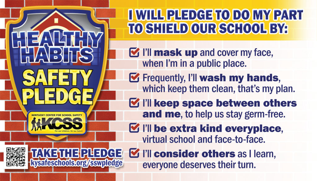KY Safe Schools Pledge Decorative