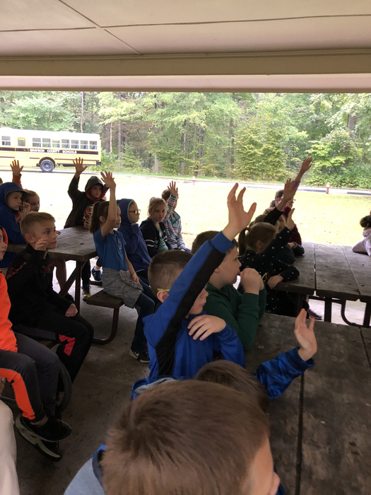 4th Grade @ Mammoth Cave NP