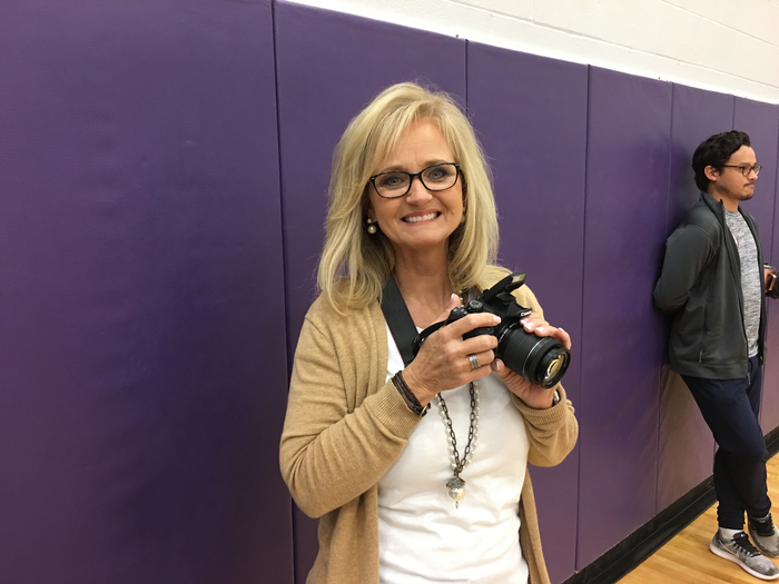 Mrs. Beatty the Photographer