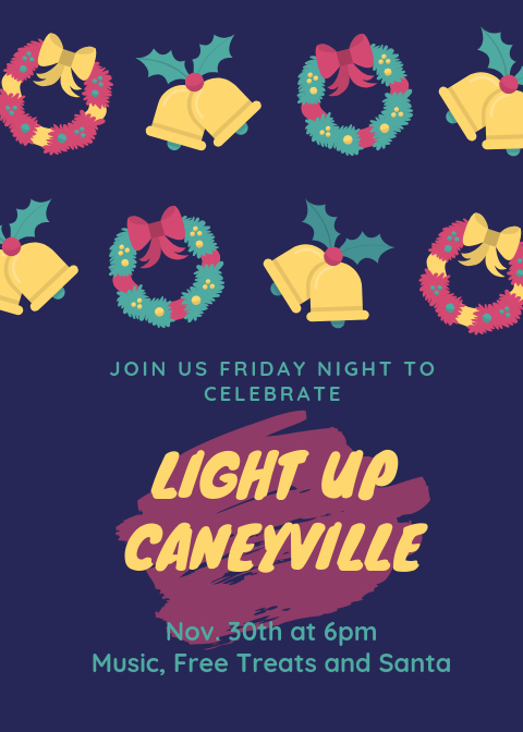 Light Up Caneyville