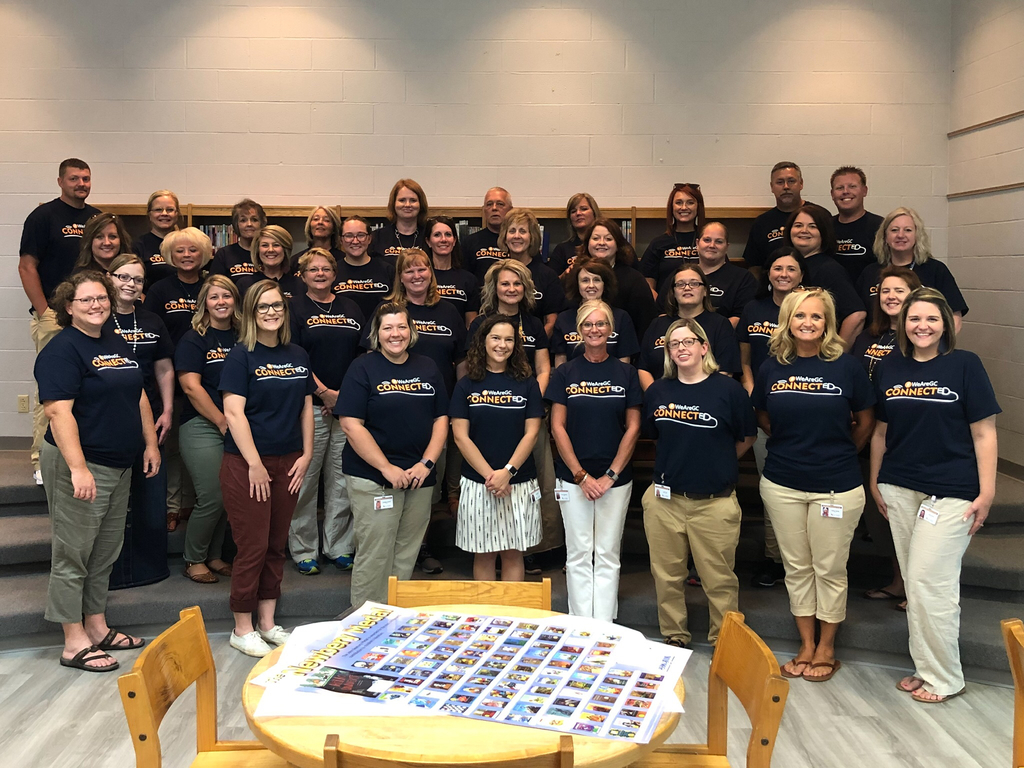 Caneyville Elem is #GCconnectEd