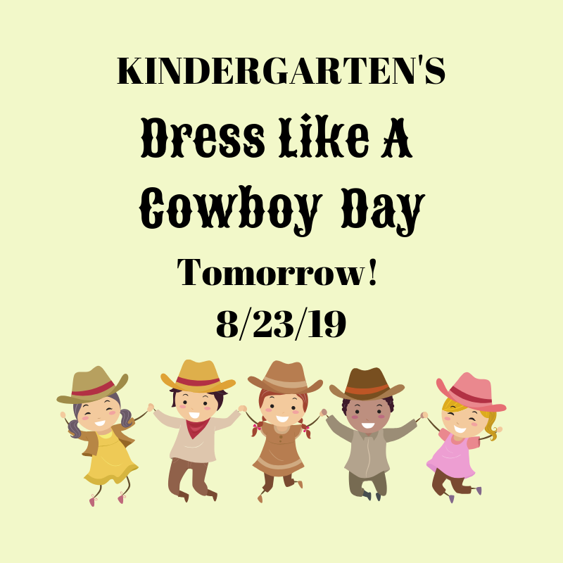 Cowboy / Cowgirl Day