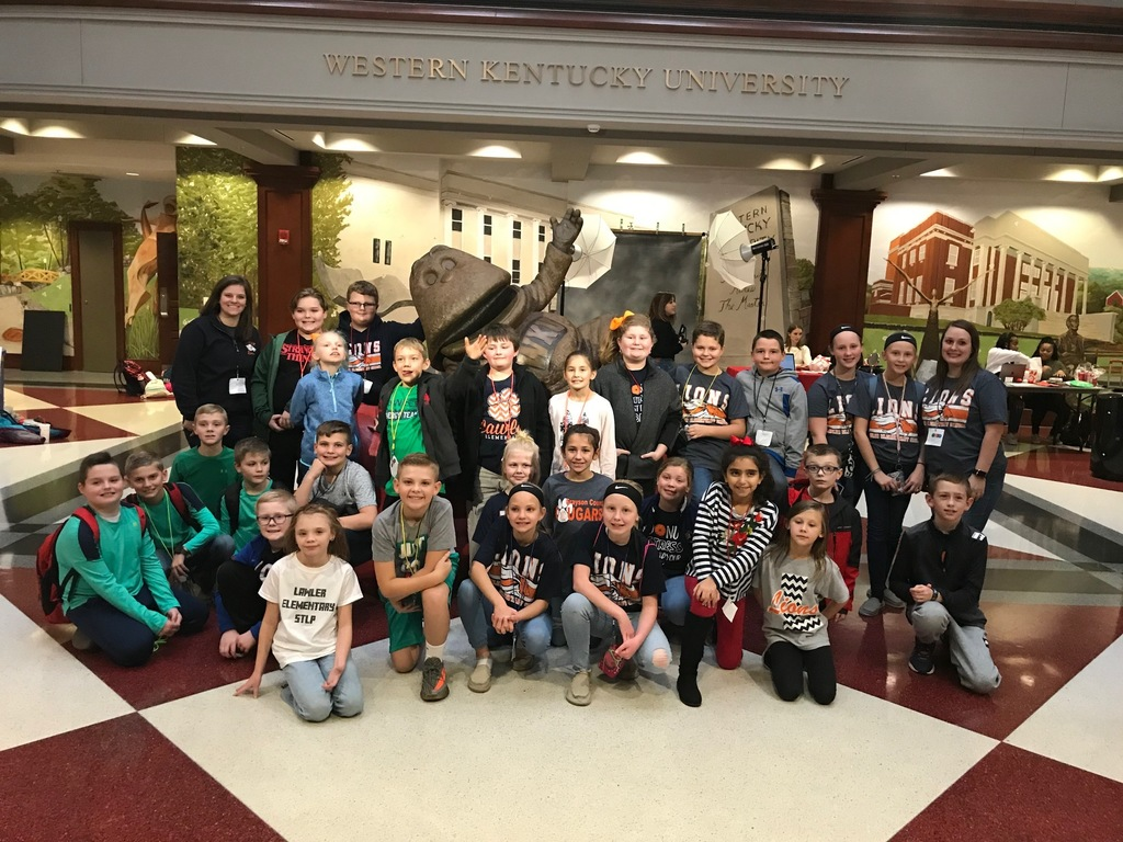 Lawler STLP Teams at WKU