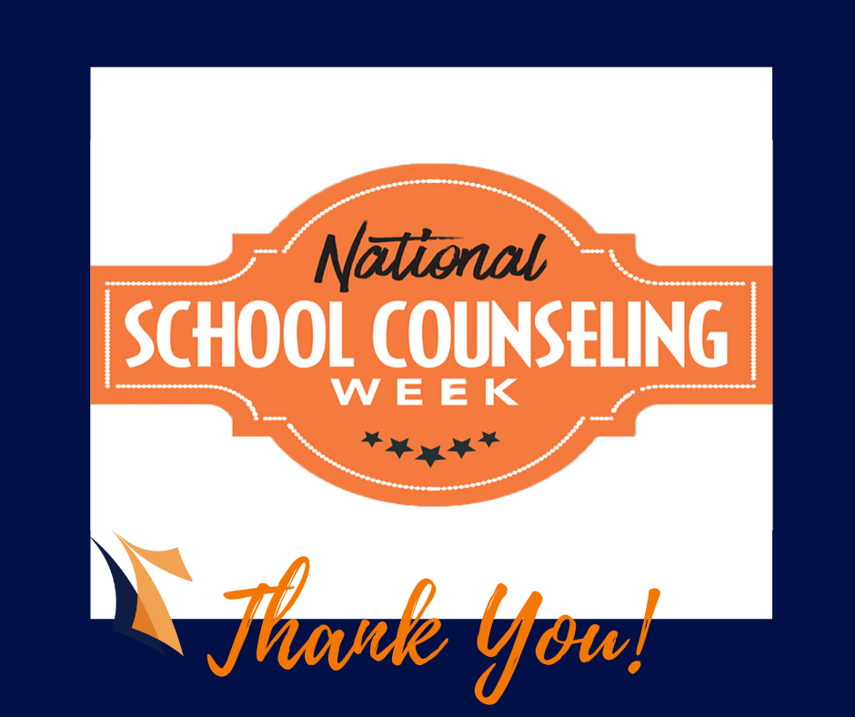decorative Natl School Counseling Week