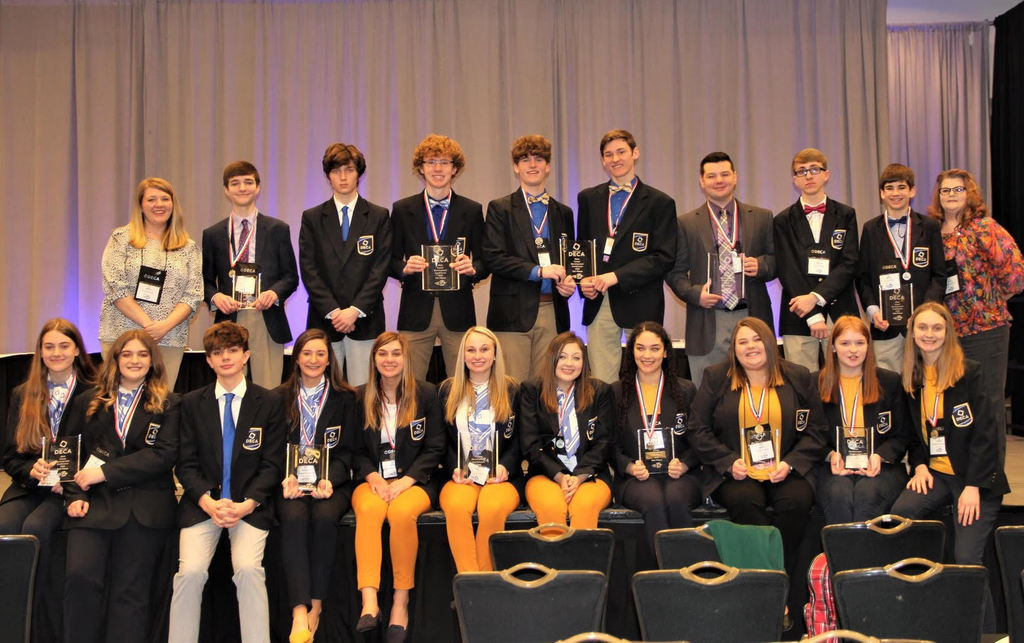 GCHS DECA at State
